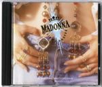 LIKE A PRAYER - USA CD ALBUM